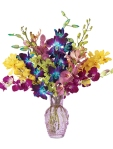 colorfulorchidboquet