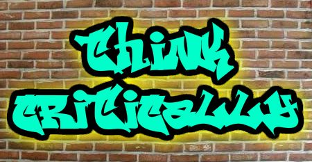 ThinkCriticallyGraffiti