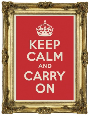 Keep-Calm-Frame
